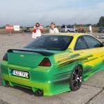 Honda Civic Fusion käetugi