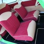 Zaz salongi taastamine: istmed